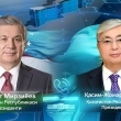 Shavkat Mirziyoyev, Kassym-Jomart Tokayev talk over the phone