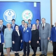 Meeting with representatives of the International Observer Mission